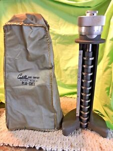 Cadillac Gage Co Pla chek Model D10074 12 Height Gage Machinist Free Ship