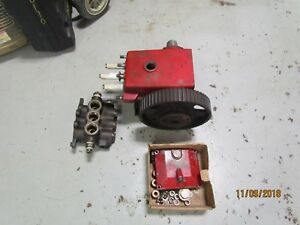 Giant Pressure Washer Pump Mp4124 For Parts Only