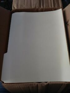 Staples 250 Ct Box 3 Tab File Folders Manilla 221689 Letter Size Office Supply
