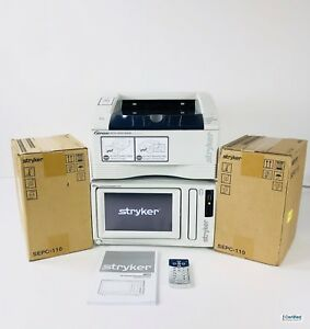 Stryker Sdc 3 Hd Information Management System Loaded W dicom Sdp 1000 More