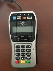 Used Fd35 Pin Pad Pin Pad Credit Cards First Data