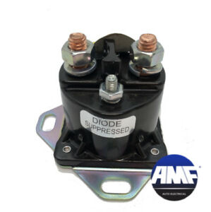 New Ford Starter Solenoid Relay Switch For Ford Sw1951 Assembled In Usa
