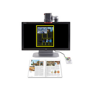 Govision Pro 24 Lcd Auto Focus Portable Electronic Video Magnifier Hims