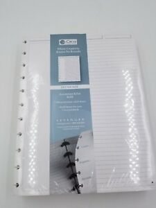 Levenger 300 Circa Annotation 1 4 inch Ruled Refill Sheets Letter Ads5910 Ltr