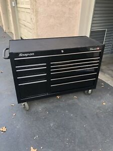 Snap On Tool Box Classic 78 Gloss Black