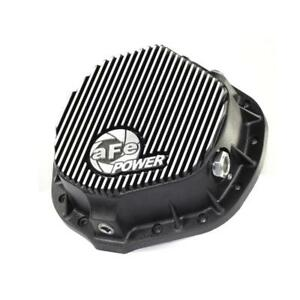 Afe Power 46 70082 Front Differential Cover 1999 2016 Ford Powerstroke Turbo