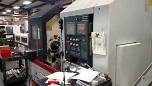 36 Feeler Ht 30sy 7 axis Cnc Turning Center