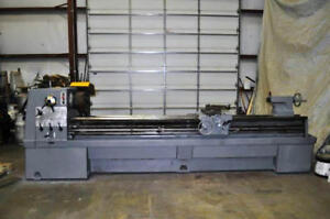 21 X 120 Clausing Colchester Engine Lathe