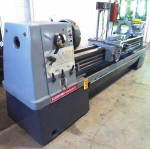 21 X 110 Clausing Colchester Engine Lathe