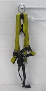 Guardian Fall Protection Body Strap Harness Safety Xl xxl 01701