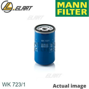 Fuel Filter For Scania Neoplan 3 Series Dsc 9 10 Ds 9 05 Mann Filter Wk 723 1
