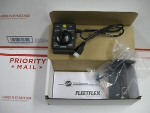 Fisher Joystick Snow Plow Control New 49900 Extreme V Xls 4 Pin Controller