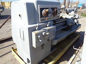 Lodge Shipley Metal Lathe Serial 43523