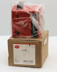 Fireye Mec120d Nos Mec 120d Microm Control Module Chassis