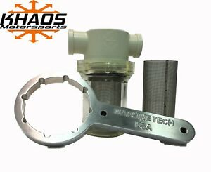 Haas Mill Lathe Coolant Filter And Wrench Kit 1 2