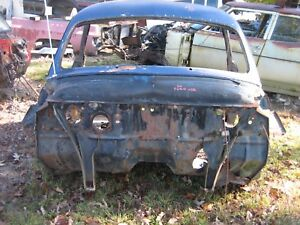 50 Ford Car 4 Door Firewall Windshield Frame Front Roof B pillar Or Sections