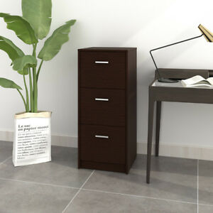 Devaise 2 3 Drawer Wood Filing Cabinet Organizer Night Stand Office Cabinet