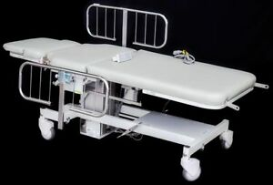 Mpi Medical Positioning Ultrascan 8092 Medical 500lb Ultrasound Patient Table