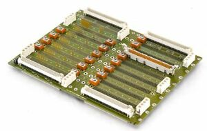 Vector Electronic Vmebp10pmlc 10 slot Vme Modular Chassis Backplane Board card