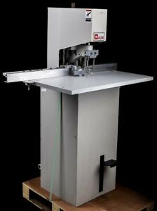 Baum 1f 1 spindle One Hole Foot Operated Automatic Trip Side Guide Paper Drill