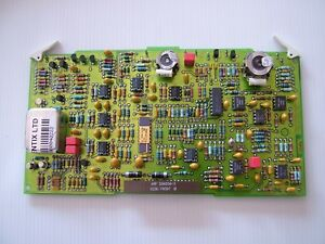 Hp 08757 60087 Board For 8757d