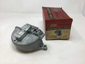 New Nos Oem Trico Automatic Windshield Wiper Motor Cpm 12 23 Vacuum Ford Chevy