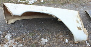 1957 1958 Plymouth Left Front Race Fender ff98