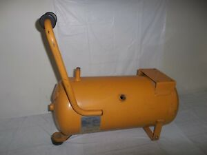Bostitch Cap1560 Air Compressor Tank Assembly For Parts Repair