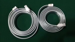 Coviden Kendall Scd Controller Tubing Assembly 7 2 1m Ref 9528 1 Pair