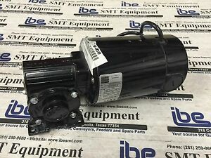 Bodine Electric Dc Gear Motor 42a5fepm 5n