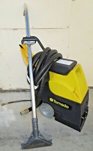 Tornado Mini marathon 425 Self contained Carpet Extractor 4 26 Gal Local Only