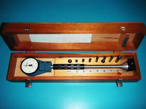Ames Dial Bore Gauge 2 To 6 Model 9326 Accurate To 0001