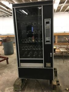 Automatic Products ap6000 select vending Snack Machine Works Good