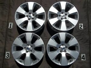2012 Subaru Outback 17 Wheels Stock Oem Factory 4 Rims 5x100mm Legacy Forester