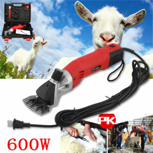 600w Sheep Shears Goat Clippers Animal Shave Grooming Farm Supplies Livestock Us