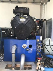 Carpet Cleaning Truck And Truck Mount