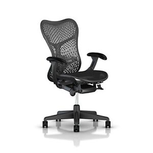 Herman Miller Mirra 2 Chair Tilt Limiter And Seat Angle Triflex Back
