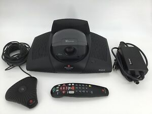 Polycom Viewstation Pvs 1419 Video Conference With Remote