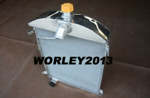 Aluminum Radiator For Ford Model A 1930 1931 Manual