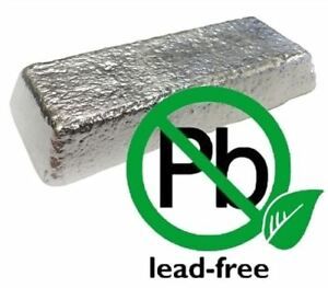 Lead Free Bullet Casting Alloy (88%-Bismuth 12%-tin)
