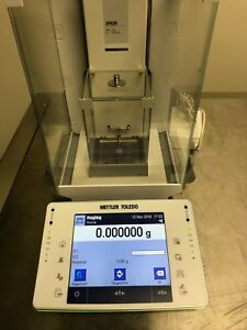 Mettler Xpe26 Microbalance Calibrated With 90 Days Warranty 22 000000g