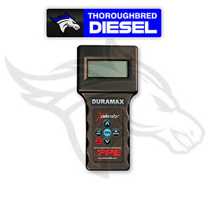 Ppe Economy Xcelerator Tuner For 2001 2010 Gm Duramax Lb7 Lly Lbz Lmm 111010000