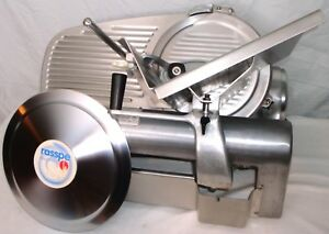 Hobart 1612 Counter Top Commercial Deli Meat Cheese Slicer W Spare Blade