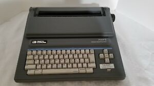 Smith Corona Electronic Typewriter Word Processor Pwp 3
