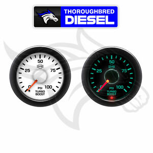Isspro Ev2 Turbo Boost Gauge 0 100psi R14433