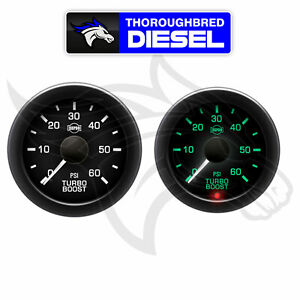 Isspro Ev2 Turbo Boot Gauge 0 60 Psi R16233