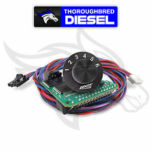 Edge Revolver 6 Position Performance Chip For 95 97 7 3l Powerstroke Manual