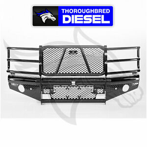 Ranch Hand Legend Series Grille Guard Front Bumper 15 16 Silverado 2500 3500