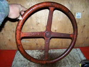 Ihc International Harvester 7410ta Cast Iron Mogul Titan 10 20 Steering Wheel
