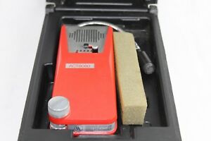 Act8080 Combustible Gas Leak Detector With Plastic Storage Case Tested Working